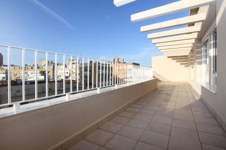 Penthouse with a view to El Viso neighbourhood